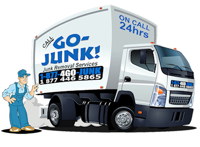 Appliance Removal Services Jersey City